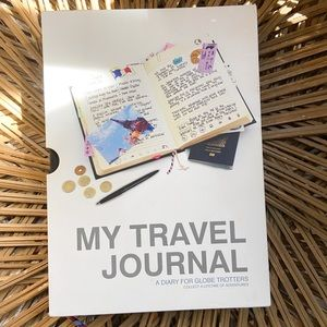 Travel Journal from Urban Outfitters